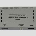 Видеоинтерфейс для Mercedes Benz W204, W212, W166ml.