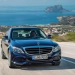 Установка видеорегистратора на автомобиль Mercedes-Benz C-Class