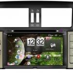 Штатное головное устройство на Android для Land Cruiser 150