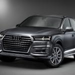 Вентиляция и массаж сидений на автомобиль  Audi Q7 (Ауди Ку7) 2018 ФОТО