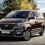 Установка потолочного монитора на автомобиль Hyundai H1 (Хендай ) 2019