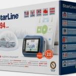 Сигнализация StarLine А94 2CAN GSM 2SLAVE + S-20.3 + BP-03