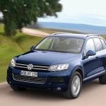 Volkswagen Touareg (Фольксваген Туарег) перешив салона кожей,перетяжка салона