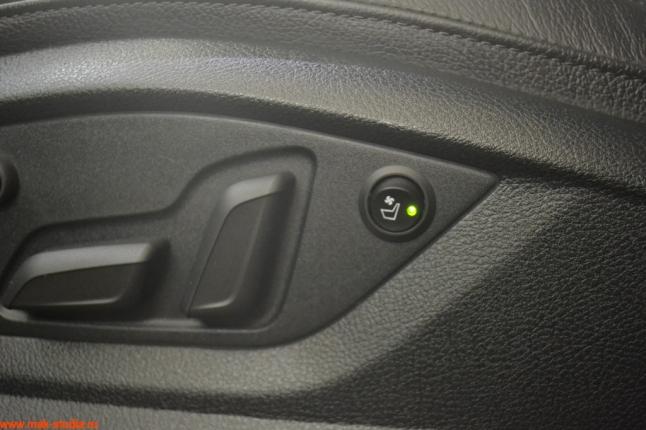 кнопка вентиляции сидений