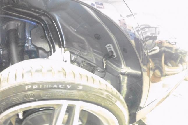 арка - голый металл