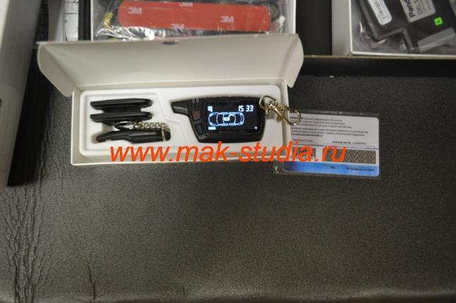 Pandora 5000 new - комплект меток и брелков