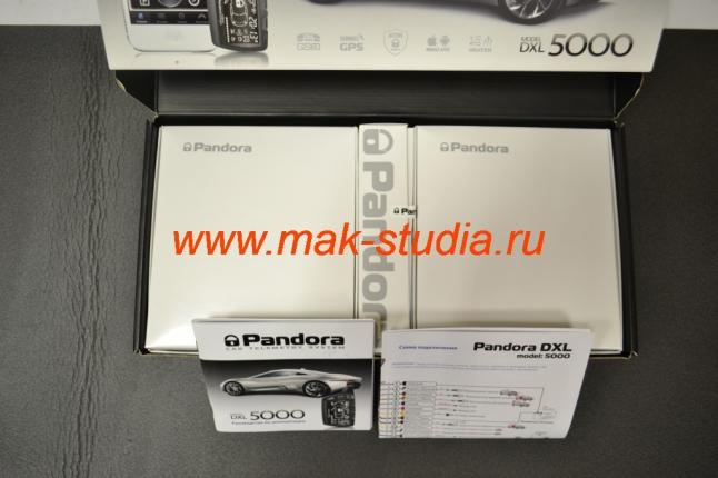 Pandora 5000 new - инструкция,схема и т.д.