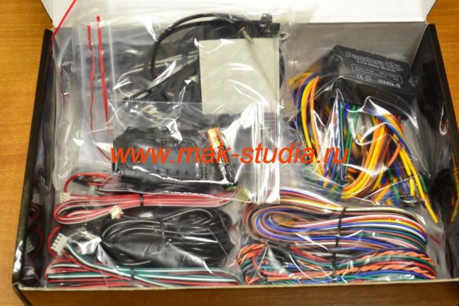 Pandora 3700 - комплект проводов