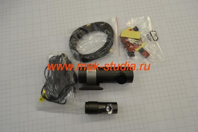 Blackvue dr550gw-2ch - установочный комплект.