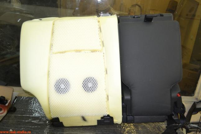 Защитная сетка для распределения воздуха