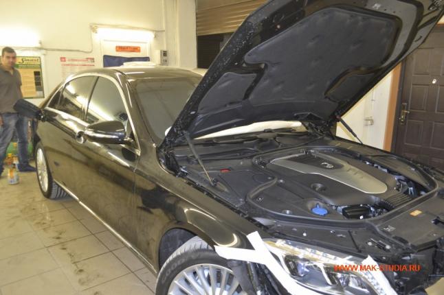 Оклейка плёнкой кузова автомобиля