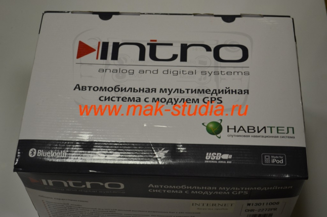 Штатное головное устройство INTRO-2272