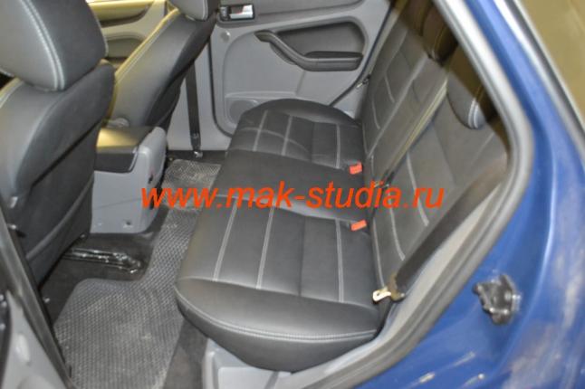 Кожаные сиденья - обогрев установлен