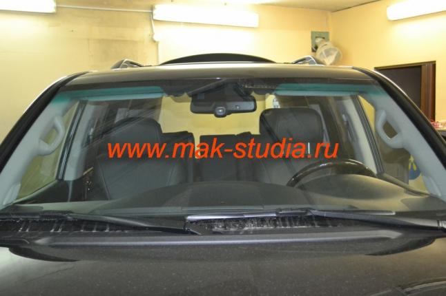 Автомобильный видеорегистратор: салон до установки