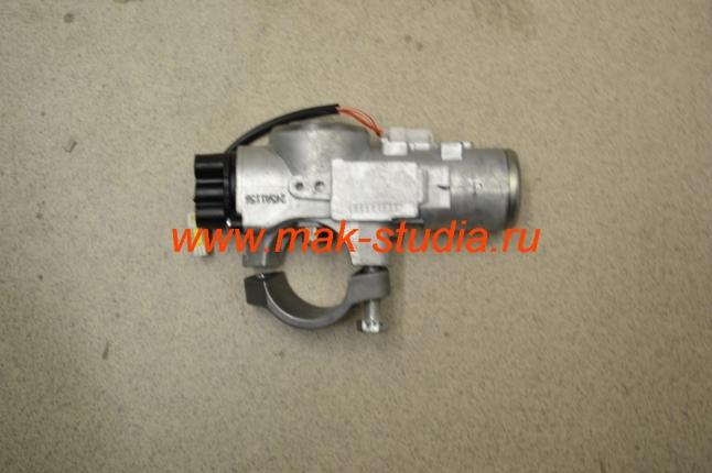 Кнопка engine start-stop - демонтированный замок зажигания