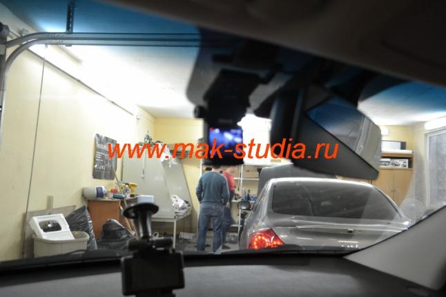 Видеорегистратор скрытой установки Каркам.