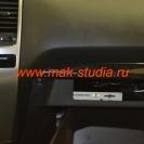 Автовидеорегистратор скрытой установки на 4 камеры