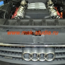 Установка замка капота - дополнительная защита моторного отсека