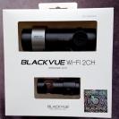 Упаковка видеорегистратора Blackvue DR550GW-2CH