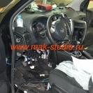 Установка вебасто на Ниссан Х-Трейл( Nissan X-Trail) 2