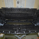 Защитная сетка в бампер-процесс монтажа