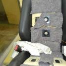 Установка вентиляции сидений