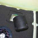 Мотор вентиляции и мотор для массажа