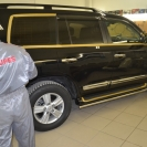 Качественная полировка кузова автомобиля-залог шикарного внешнего вида после нанесения жидкого стекла