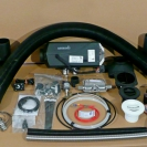 Комплект поставки отопителя Airtronic D4