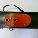 Airtronic D5 - вид снизу