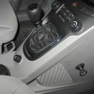 Блокиратор коробки передач Гарант Консул в интерьере автомобиля