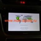 Головное устройство КиА - режим навигации