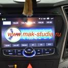 Штатное головное устройство - режим радио
