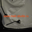 Установка логотипа авто - проводка с предохранителем и отдельным разъёмом