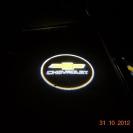 Лазерная проекция логотипа авто, 3 W