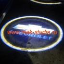 Лазерная проекция логотипа автомобиля, 5 W