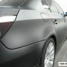 Оклейка BMW виниловой плёнкой