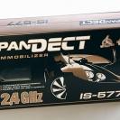 Упаковка иммобилайзера Pandect IS-577i