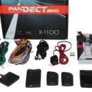 Комплект сигнализации Pandect X-1100-moto
