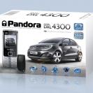 Упаковка автосигнализации Pandora DXL 4300