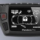 Основной брелок сигнализации Pandora DXL 5000 Pro