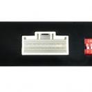 Разъёмы блока управления парктроника Parkmaster VSw-4R-01-B1