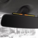 Индикатор парктроника Parkmaster 4-DJ-32F (32F-4-A) на зеркале заднего вида