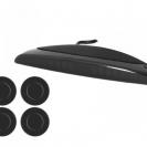 Парктроник ParkMaster 4-DJ-35 (35-4-A) с чёрными датчиками