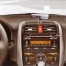 Парктроник ParkMaster 4-DJ-36 в интерьере автомобиля