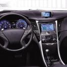 Парктроник ParkMaster 4-DJ-39 в интерьере автомобиля