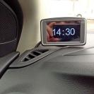 Парктроник ParkMaster 4-DJ-88 на приборной панели