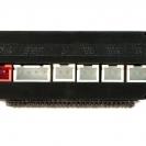 Разъёмы блока управления парктроника Parkmaster 4-ZJ-50