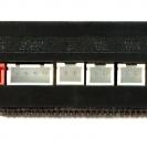 Разъёмы блока управления парктроника ParkMaster 4-ZJ-51