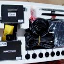 Парктроник Parkmaster 8-DJ-32/33 (32/33-8-A) с чёрными датчиками